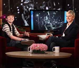 Greyson Chance to Debut New Single on 'Ellen'