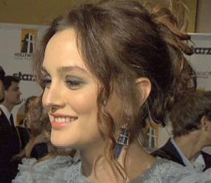 'Gossip Girl' Leighton Meester Finds 'Country' Girl Inspiration