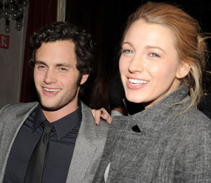 Hot 'Gossip': Blake Lively and Penn Badgley Dunzo
