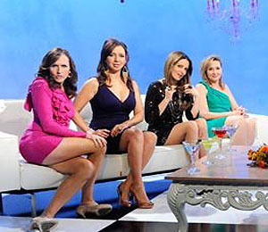Women of 'SNL' Spoof 'Real Housewives'