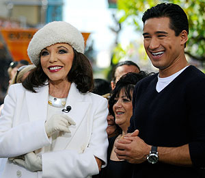 Joan Collins on 'Rules of Engagement' and One-Woman Show