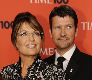 Breakup Gossip Pooh-Poohed by Palin
