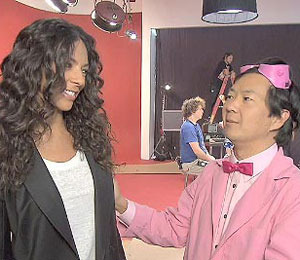 'Extra' Raw! Pepto Peek with Ken Jeong