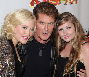 The Hoff: My Reality Show 'May Be Too Normal'
