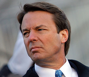 John Edwards to Raise Kids in Family Home