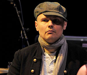 Singer Billy Corgan Collapses Onstage