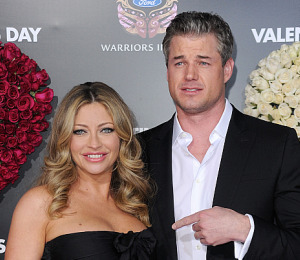 It's a Girl for Rebecca Gayheart and Eric Dane!