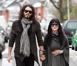 Katy Perry, Russell Brand Fuel Baby Rumors