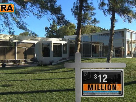 Mansions and Millionaires: Go Inside Frank Sinatra's Estate