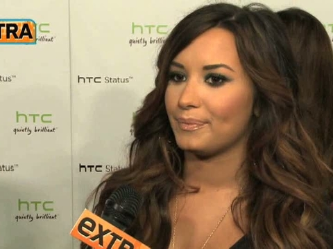 Demi Lovato on Rumor She's Dating Ryan Phillippe