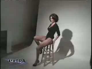 Lisa Rinna: 'I'm Comfortable Naked'