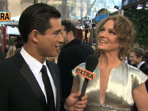 Melissa Leo on Her SAG Card