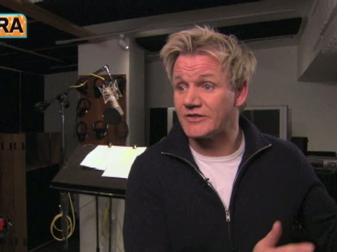 Exclusive Sneak Peek! Chef Gordon Ramsay Gets 'Simpsonized'