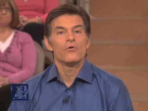Sneak Peek! Dr. Oz Talks to 'Teen Moms'