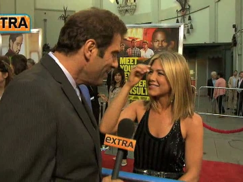 Jen Aniston at 'Horrible Bosses' Premiere: 'I'm Beyond Thril