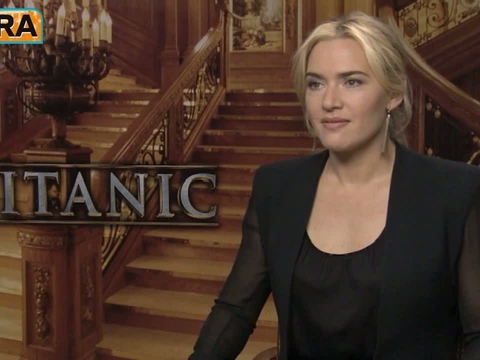 Kate Winslet on Making 'Titanic': 'I Was Overwhelmed'