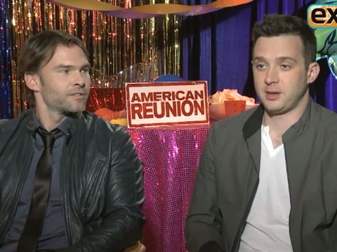 'American Reunion': Scott and Thomas Crack Each Other Up