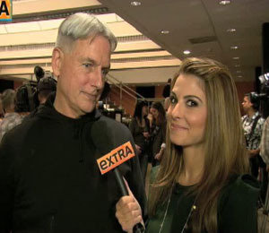 'Extra' Raw! 'NCIS' Cast Members Take Pop Quiz