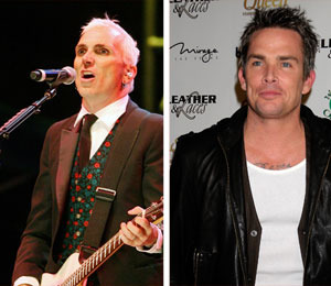 '90s Rock and Roll Flashback! McGrath and Alexakis on 'Summerland Tour'