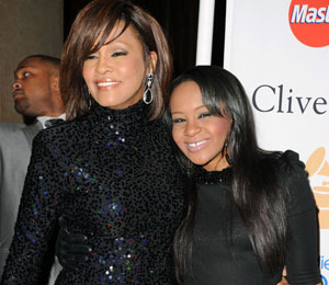 Bobbi Kristina and 'Fiance' in Mexico Getaway