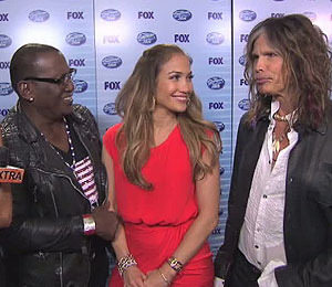 'Extra' Raw! Steven Tyler Dishes on Seacrest's Return to 'Idol'
