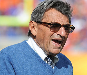 Penn State Coach Joe Paterno Dead at 85