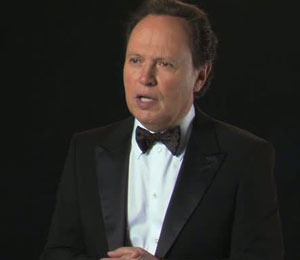 Video! Billy Crystal on the Moviegoing Experience