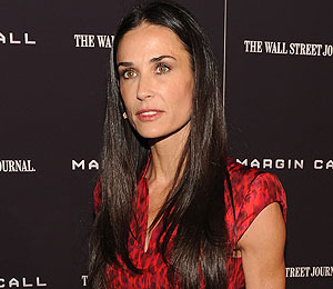 Report: Demi Moore Rushed to Hospital