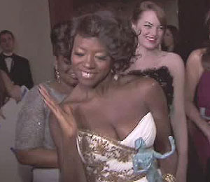 Video! Viola Davis' SAG Award Victory Dance