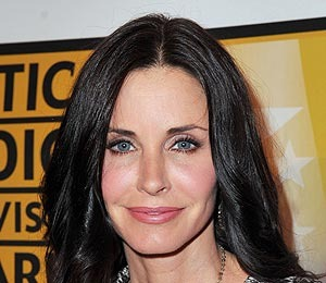 Courteney Cox to Howard Stern: 'I Haven't Had Sex for a Year'