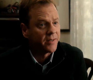 Exclusive Sneak Peek! Kiefer Sutherland in 'Touch'