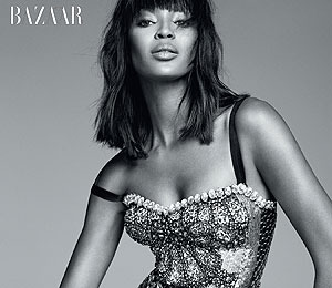 Naomi Campbell on Her Past Mistakes: 'That's How You Learn'