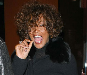 Pics! Whitney Houston's Final Days