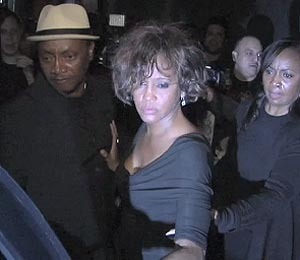 Last Video of Whitney Houston