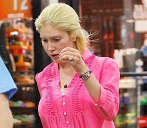 Extra Scoop: Heidi Montag's Puffy Face -- More Plastic Surgery?