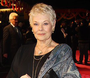 Judi Dench Battling Blindness