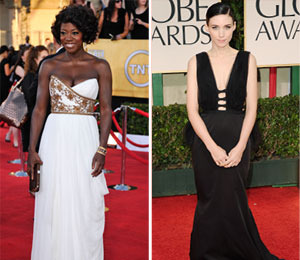 Oscar Fashion: What Will Rooney, Viola and Michelle Wear?