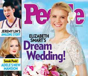 Elizabeth Smart's Dream Wedding in Oahu