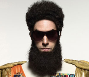Extra Scoop: Has Sacha Baron Cohen Been Banned from the Oscars?