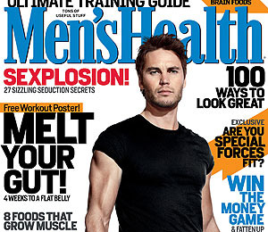 Taylor Kitsch: 'I'm an All-or-Nothing Person'