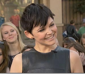 'Extra' Raw! Ginnifer Goodwin's Dream Come True