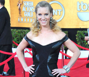 Extra Scoop: 'Glee's' Heather Morris Hacked? Nude Pix Scandal