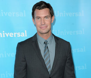 'Extra' Raw! Jeff Lewis Talks 'Interior Therapy' at The Grove