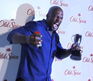 'Extra' Raw! Celebs Gather at Old Spice Event