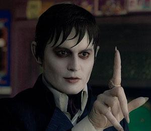 First Trailer! Johnny Depp Plays in 'Dark Shadows'