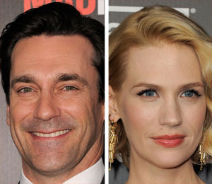 'Extra' on the Set: 'Mad Men' Secrets Locked Up, Shredded