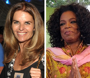 Maria Shriver Not New Owner of Rosie's Spot on OWN