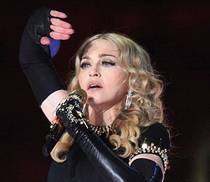 Extra Scoop: Madonna's 'MDNA' Is a Revenge Album Against Guy Ritchie