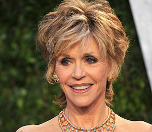 Jane Fonda to Play Nancy Reagan?
