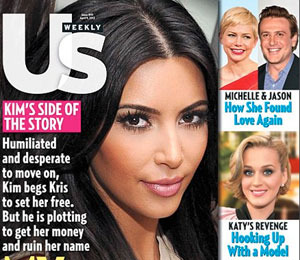 Kim Kardashian Divorce Taking Longer Than Marriage Lasted
